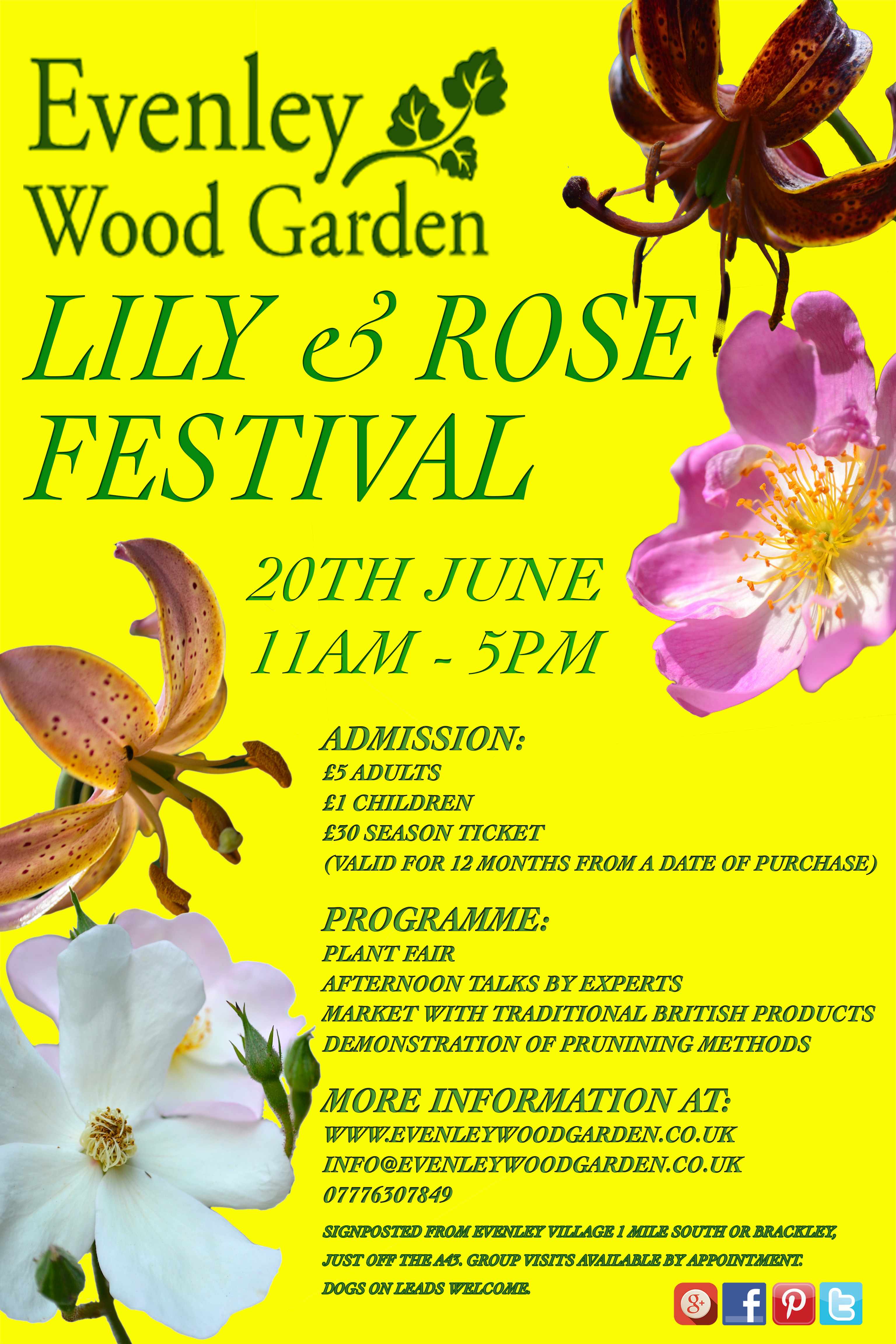 Poster_Lily&RoseFestival